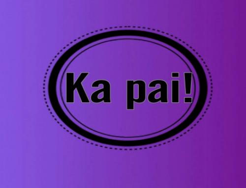 Learn your numbers inTe Reo Maori